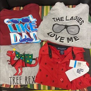Other - Boys Long Sleeve 24m/2T Lot